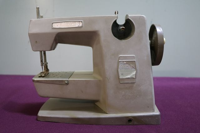 Vulcan Toy Sewing Machine