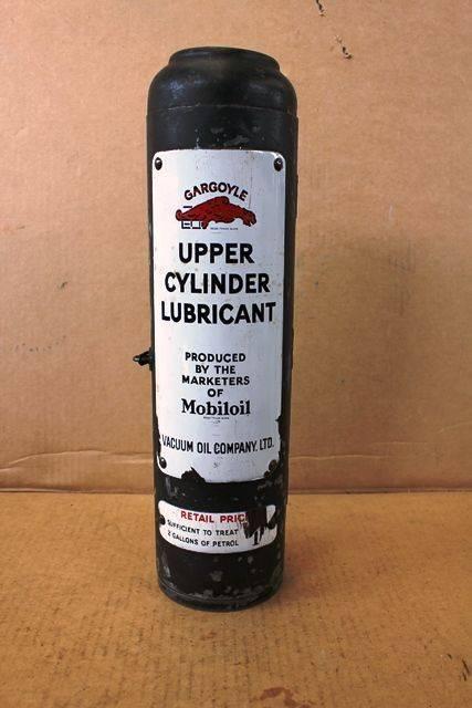 ARRIVING NOV GARGOYLE UPPER CYLINDER ADDITIVE DISPENSER