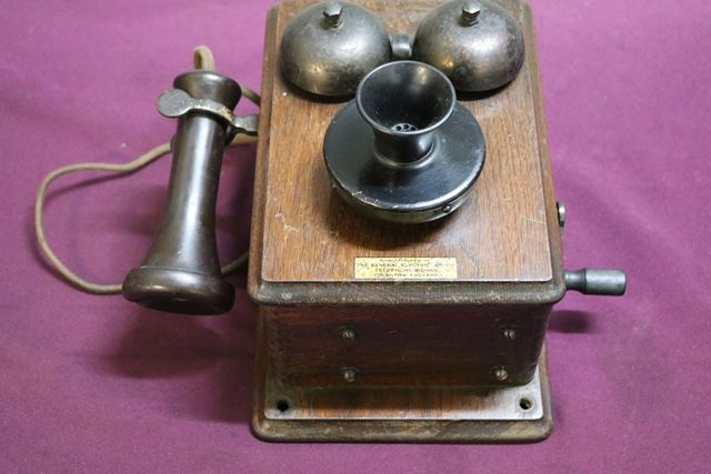 Vintage General Electric Telephone
