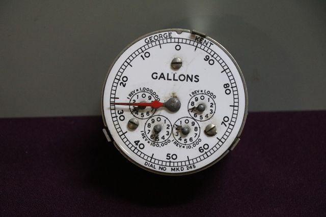 George Kent Water Meter Gauge