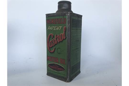 Early Castrol