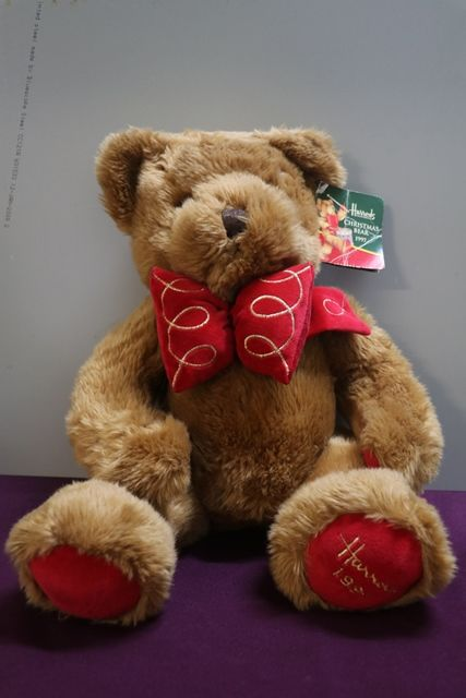 Harrods 1997 Christmas Bear