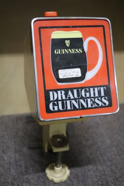 Draught Guinness Pump