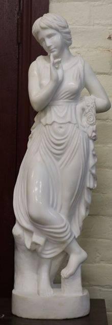 Marble Figure