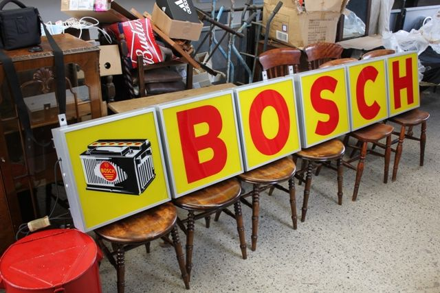 Bosch 2pc Light Box