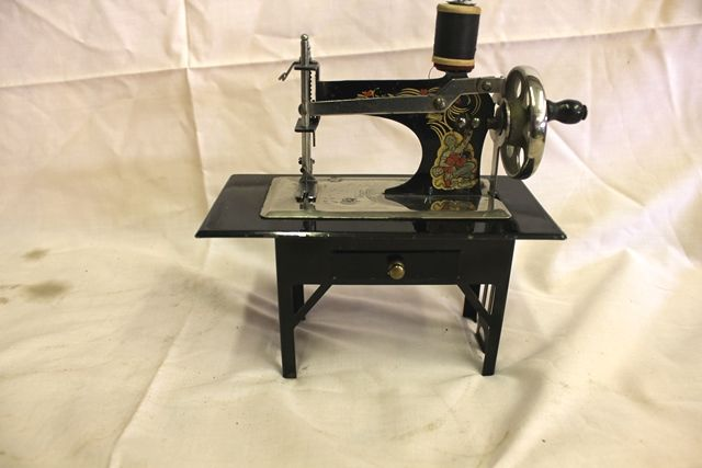 Selection of Antique Sewing Machines