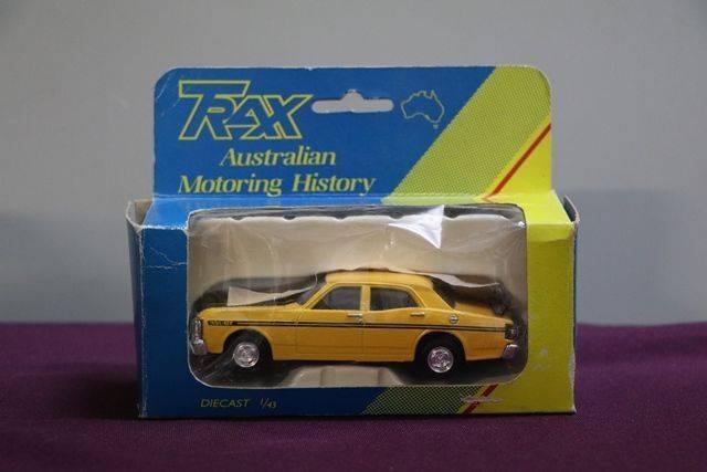 143 Trax 8006 Ford Falcon GTHO Phase 3 Model Car