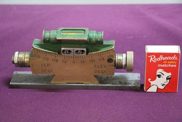 WH Price + Son Ltd  Spirit Level
