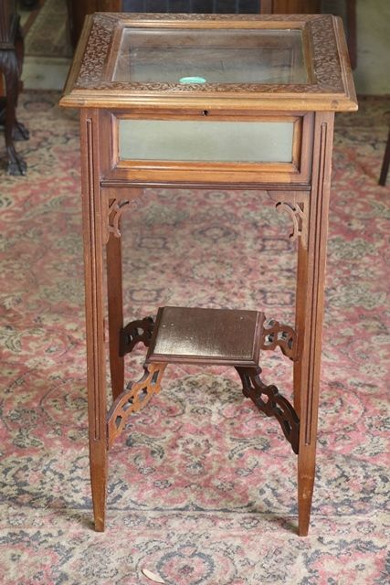 Antique Collectors Cabinet
