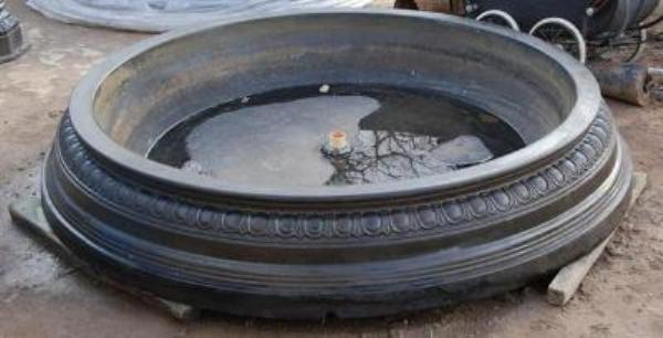 Fibreglass Pond Surrounds-----IN  3 Sizes..----CI 6