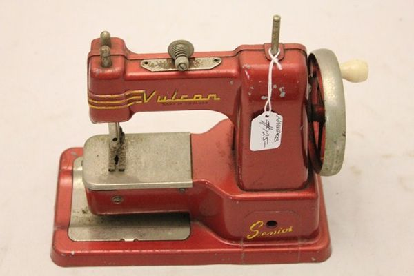 Vulcan Senior Sewing Machine