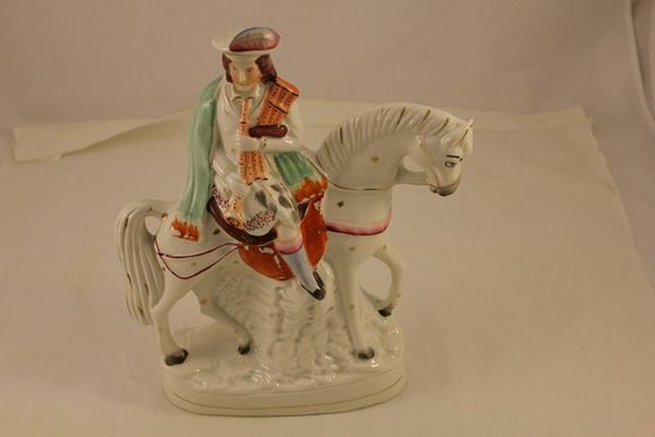 19th Century Staffordshire Figure