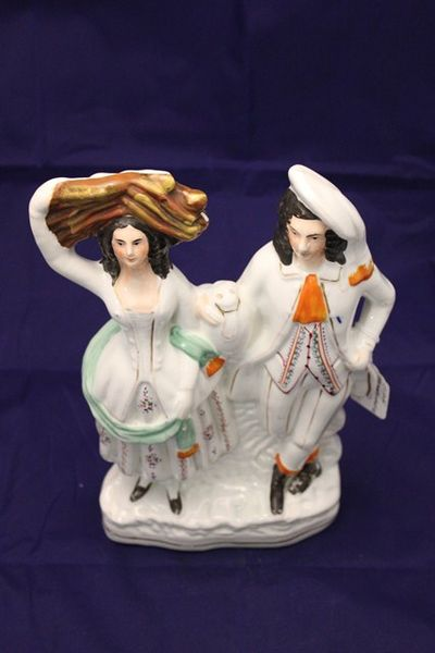 19th Century Staffordshire Group