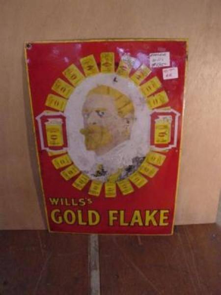 WILLS GOLD FLAKE [DRAKE] ---ST66