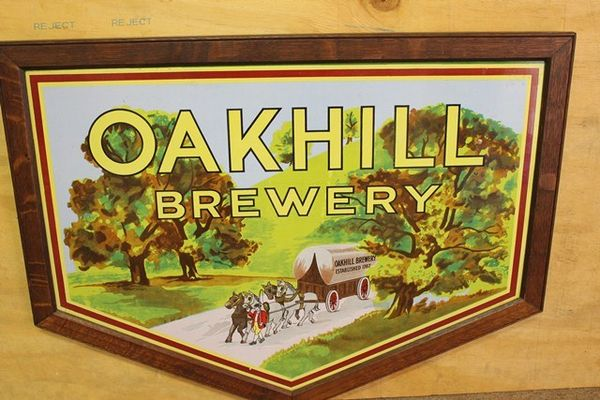 Oak Hill Brewery