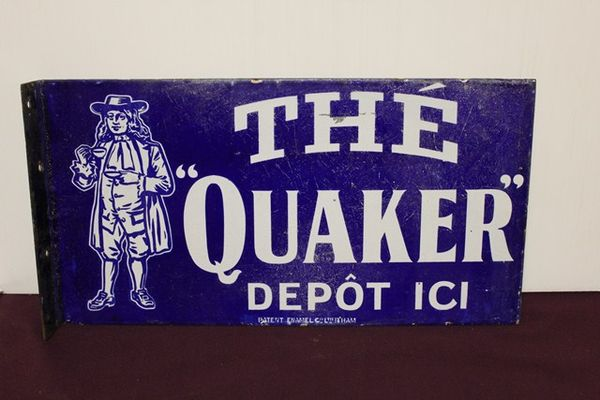 The Qauker Post Mount