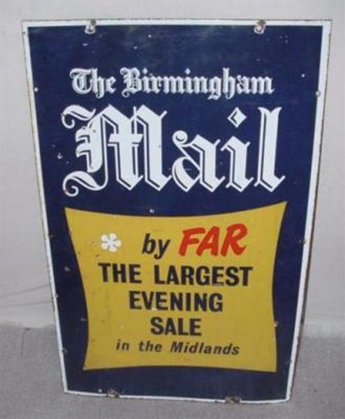 The Birmingham  MAIL----SM12