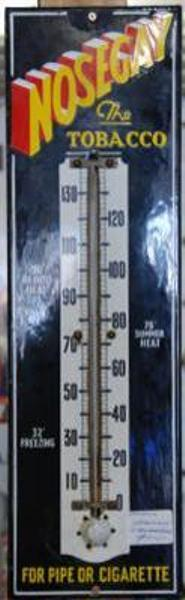 Antique Nosegay Thermometer---ST31