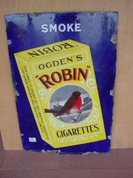 SMOKE OGDENS ROBIN ----ST54