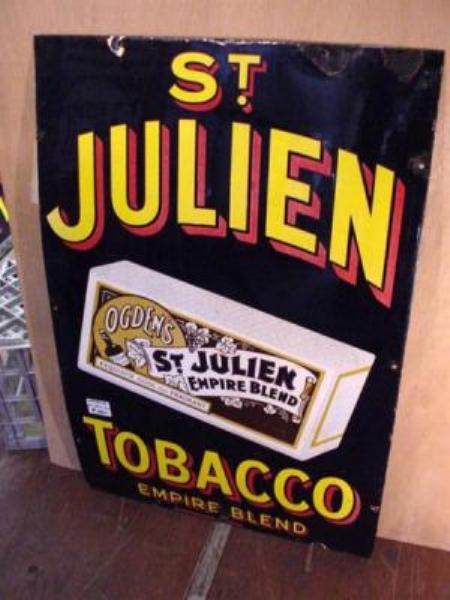 ST JULIEN PICTORIAL SIGN ---ST72