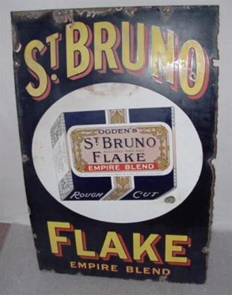 St. Bruno Flake Empire Brand---ST21