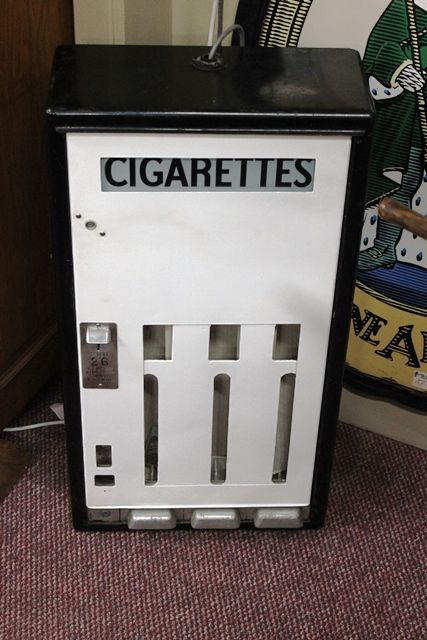 Original Wall Mounted Cigarette Dispenser