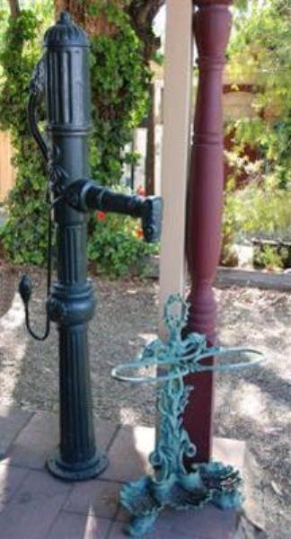 Cast Iron Well Pump --- GF 16