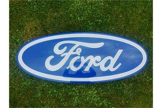 ARRIVING MAY FORD LIGHT BOX