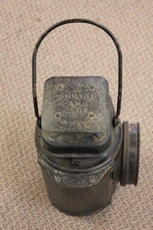 Adlake NonSmoking Lamp