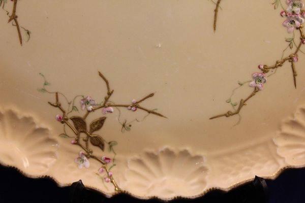 Aynsley Cake Plate