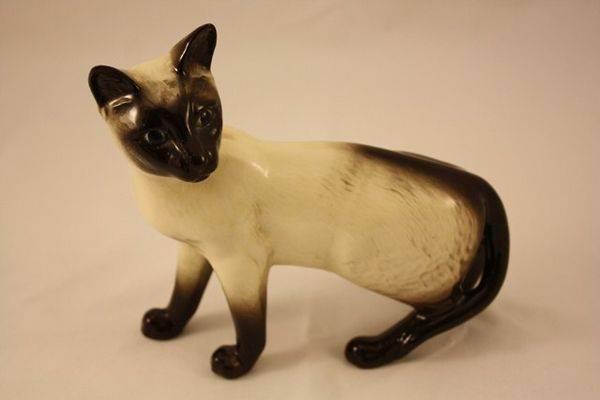 Beswick Cat Figurine