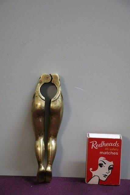 Brass Antique Corkscrew