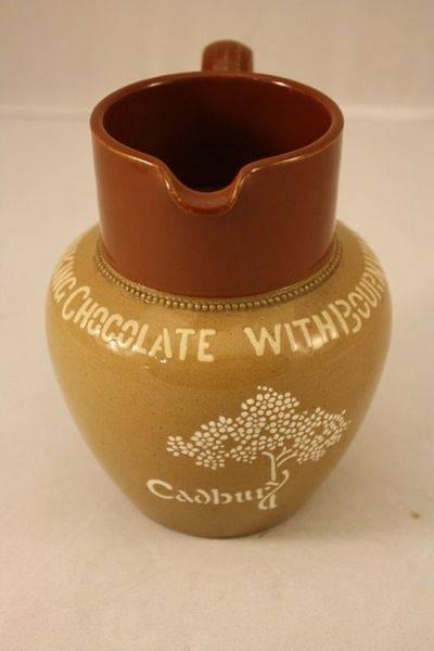Cadburys Stone Ware Jug
