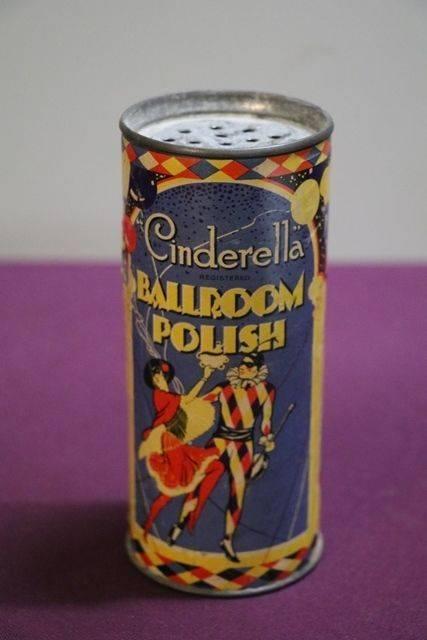 Cinderella Ballroom Polish Tin