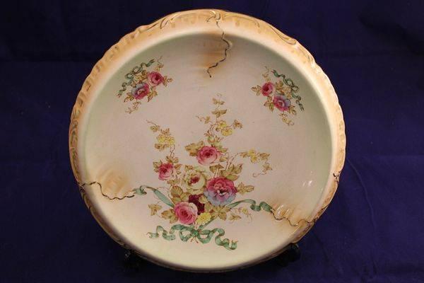 Crown Devon Cake Plate