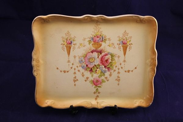 Crown Devon Cake Tray
