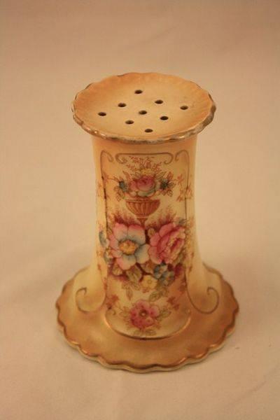 Crown Devon Hat Pin Stand