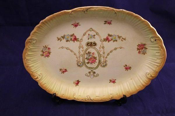 Crown Devon Platter