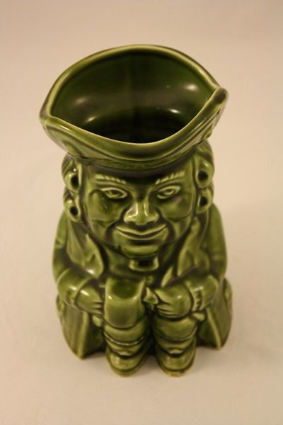 Dartmouth Pottery Devon Toby Jug C1960