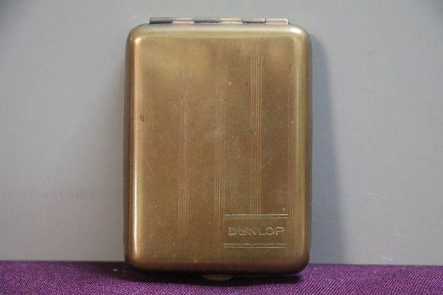 Dunlop Matchbox