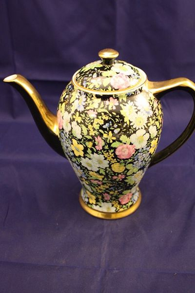 Empire Ware Chintz Coffee Pot