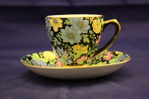 Empire Ware cup and saucer
