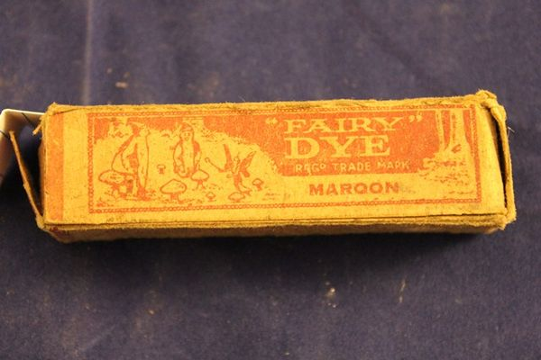 Fairy Die Maroon Packet