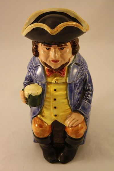 German Beer Stine Figural Jug