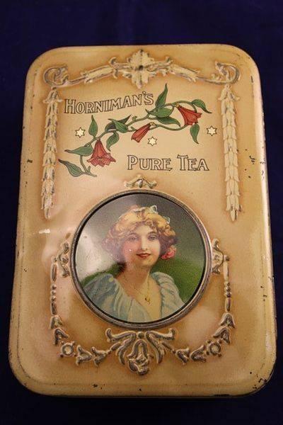 Hornimans Pure Tea 1 lb Tin
