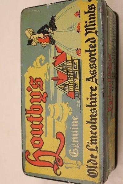 Houtbys Assorted Mints Tin