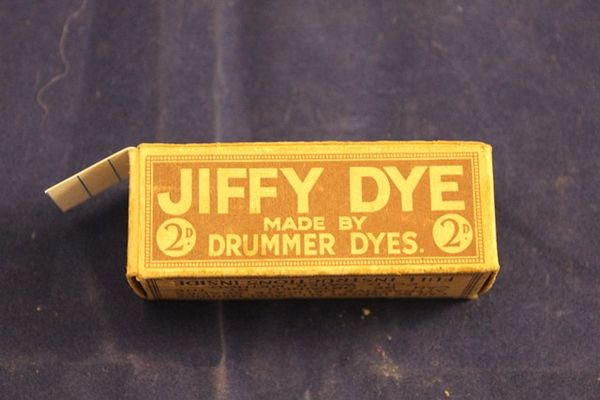 Jiffy Dye Packet