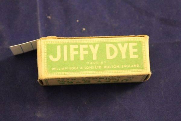 Jiffy Dye Packet