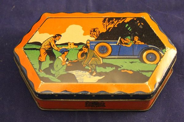 Mackintoshs Assorted Toffee Tin
