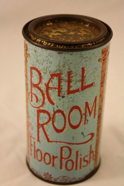Minaret Brand Ball Room Floor Polish